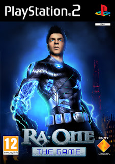 Ra.One - The Game (India) PS2 ISO