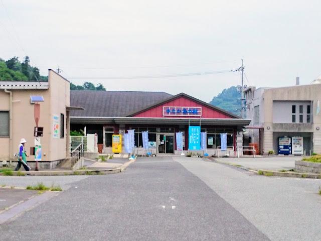 とびしま海道 大崎下島 ゆたか海の駅とびしま館