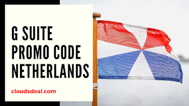 Working G Suite Promo Code Netherlands (20% OFF)