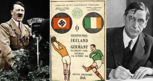 Ireland Nazi sympathy collaboration war neutrality