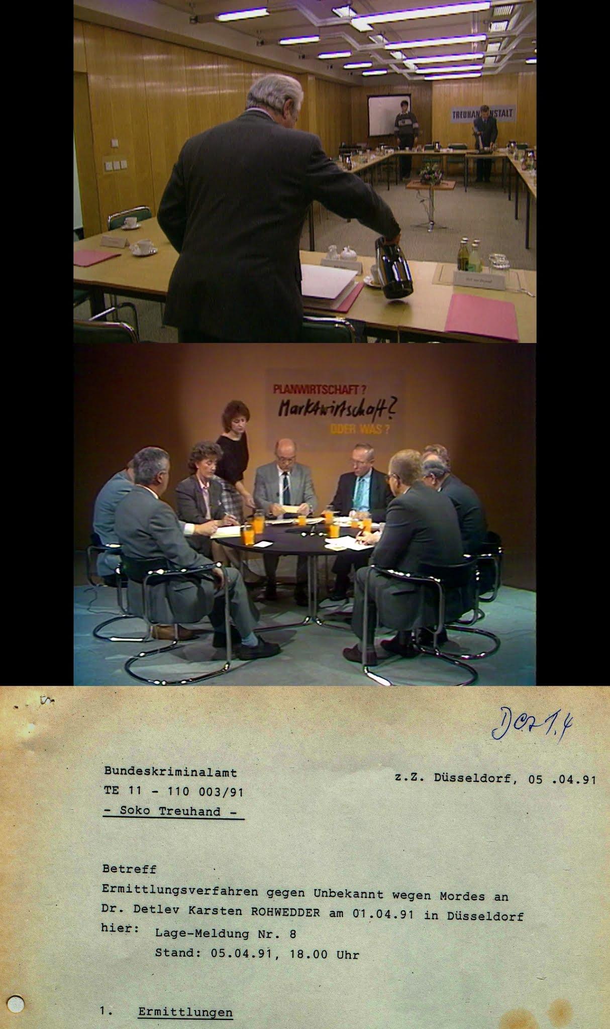 Detlev Rohwedder Un Crimen Perfecto Temporada 1 HD 720p Latino