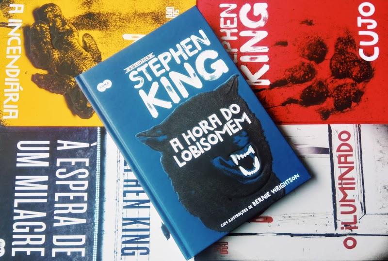 [RESENHA #592] A HORA DO LOBISOMEM - STEPHEN KING