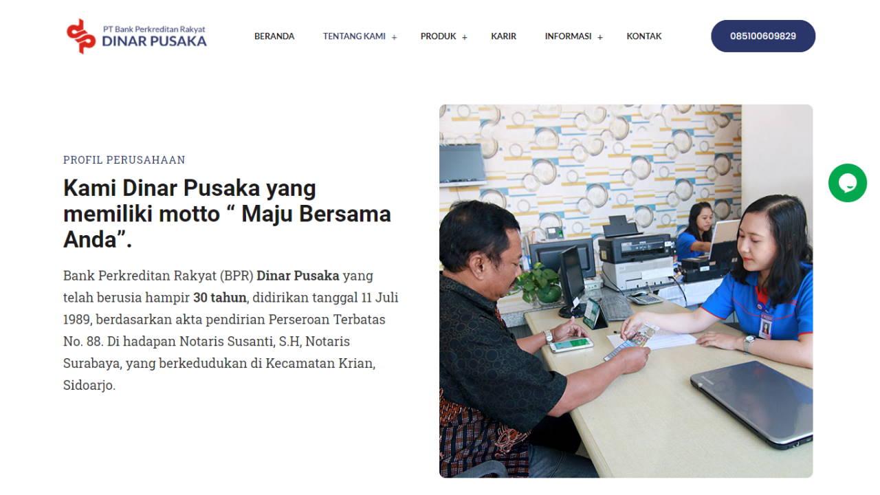 Info BPR Suku Bunga Rendah Berikut Keunggulan Menarik Lainnya