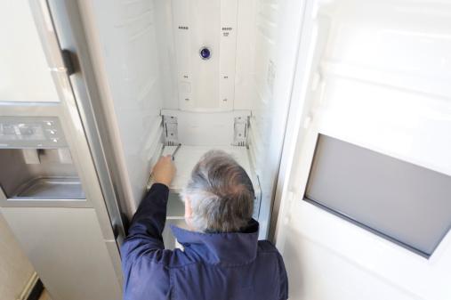 Ремонт холодильников на дому в Екатеринбурге.