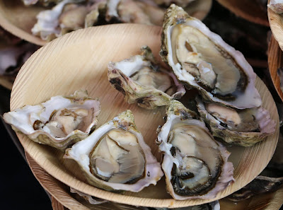 Oysters were a Regency supper dish