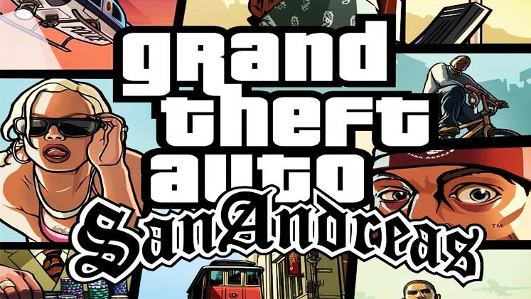 قم بتنزيل GTA San Andreas لنظام Android
