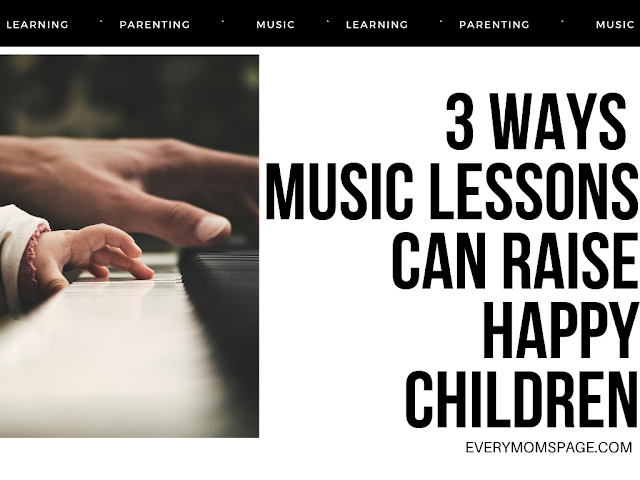 If there's one activity your child can do today, it's learning how to play music. Multiple studies show that it can improve their cognitive ability and even reduce their risk of depression.