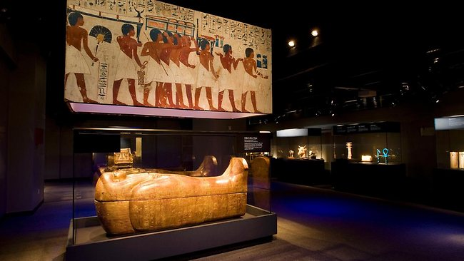 Tutankhamun and the Golden Age of the Pharaohs at Melbourne Museum