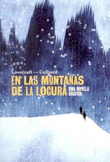 """""""En las montañas de la locura"""" (I.N.J. Culbard, 2010)"""