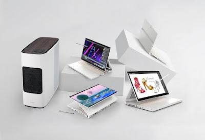 Acer gana dos premios Good Design Awards 2020