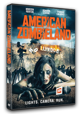DVD Review - American Zombieland (2020)