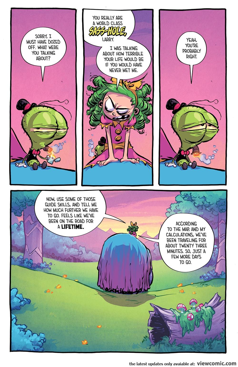 I Hate Fairyland 013 (2017)  | Vietcomic.net reading comics online for free