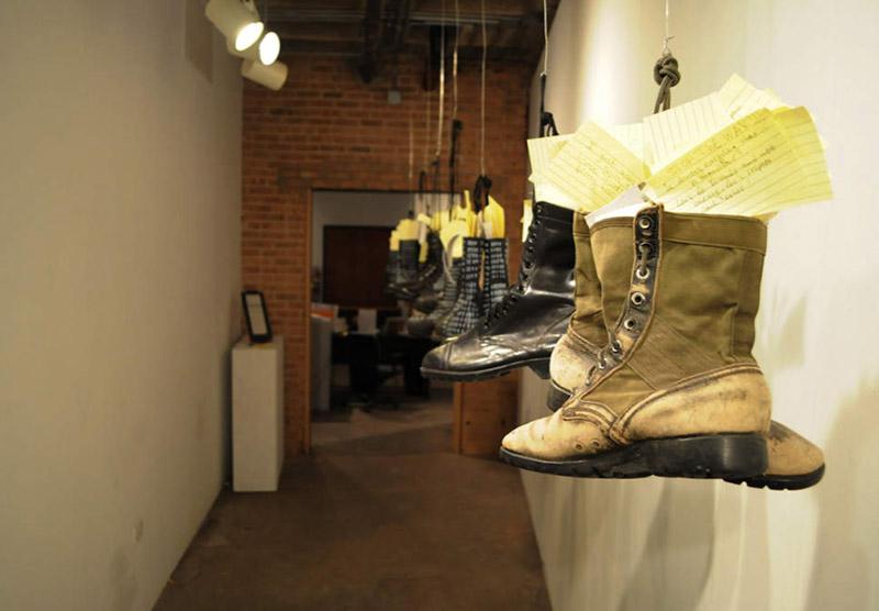 Prayer Boots by John Turner