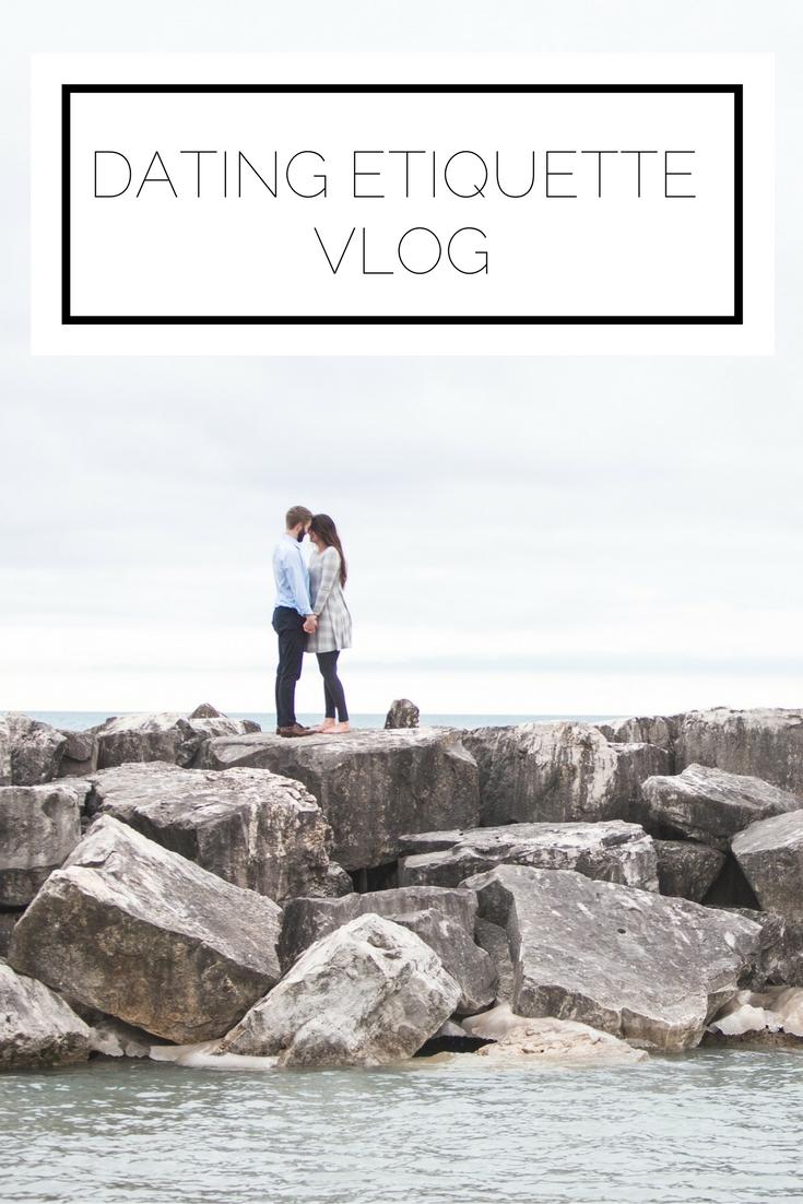 Dating Etiquette Vlog