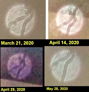 recurring pattern in mysterious orbs