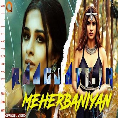 Meherbaniyan by Simran Choudhary Ft Sara Gurpal lyrics