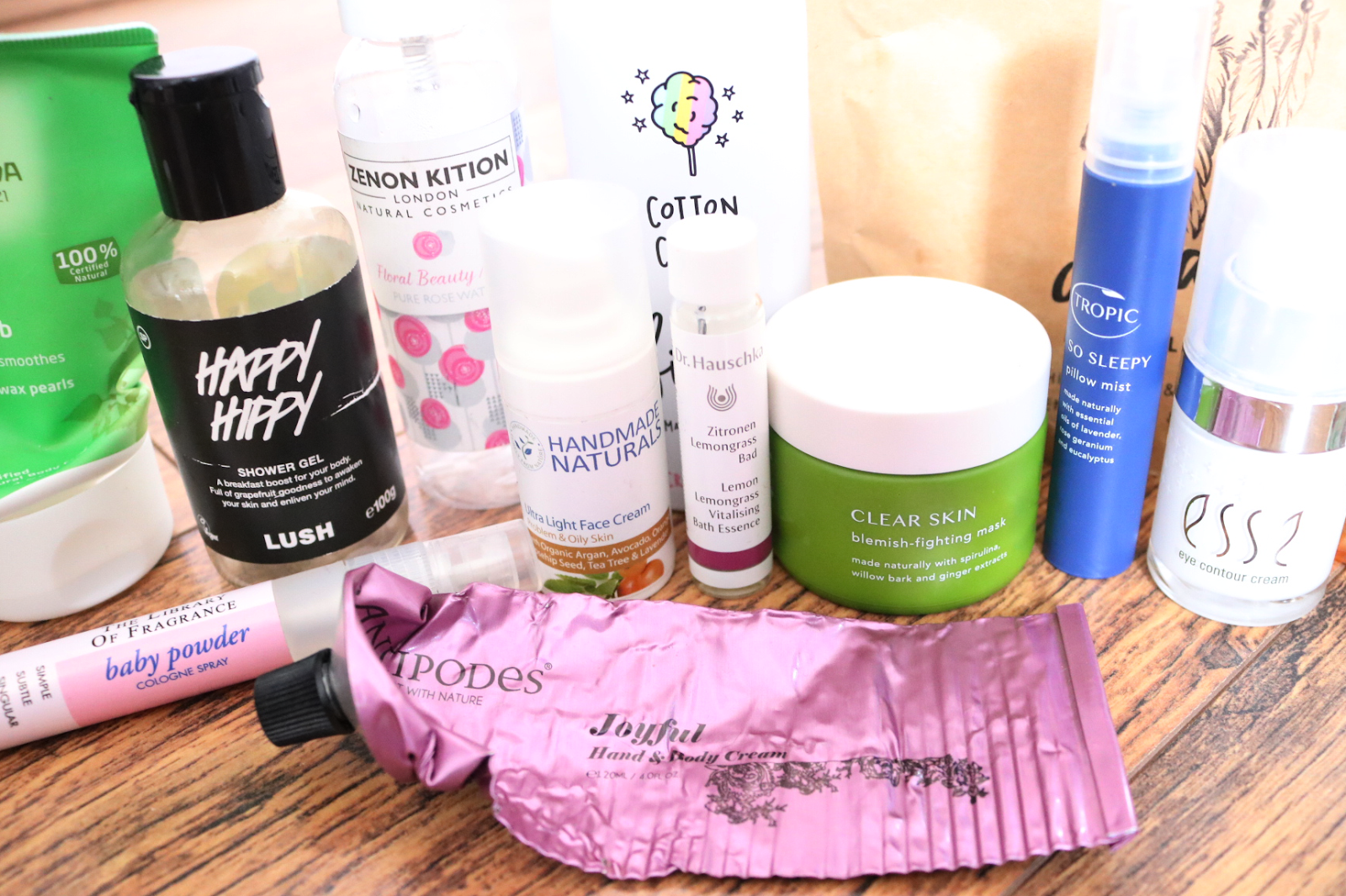 June & July Empties: Products That I've Used Up