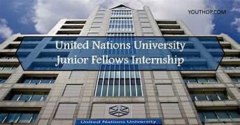 united-nations-university-junior-fellows-internship-for-young-graduates