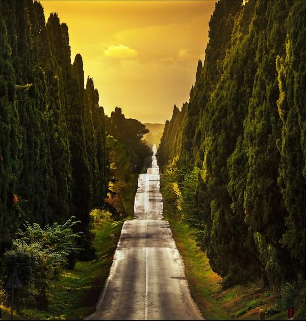 tuscany colour