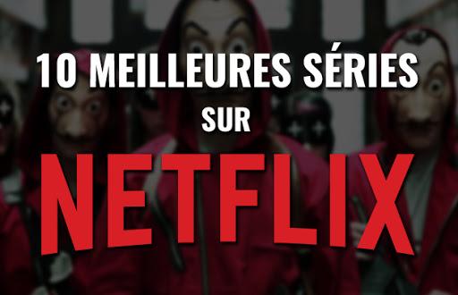 Meilleur serie netflix 2019