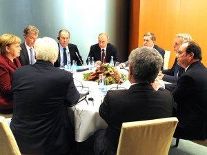 Встреча в Берлине. О чем договорились.