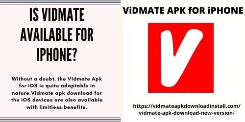 vidmate apk free download iphone ios