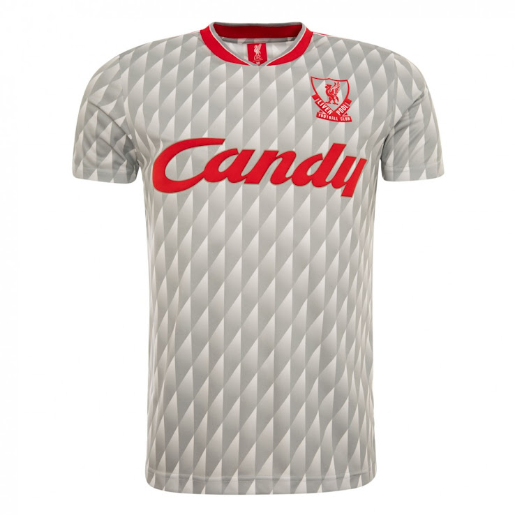 a651fbc0e Awesome Liverpool FC 2019 Retro Kit Collection Released - Footy ...