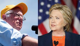 Bernie Sanders And Hillary Clinton In A Tight Race In California As The Campaign Batters Her Popularity