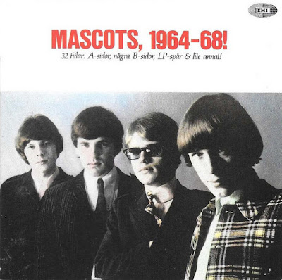 The Mascots - Best of (1964-68) Sweden