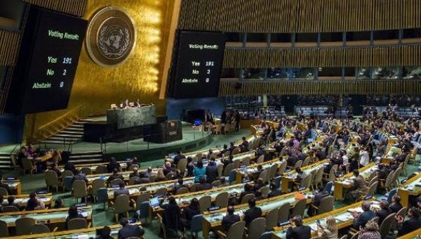 Naciones Unidas llama al cese de la violencia en Venezuela y pide diálogo para lograr calendario electoral