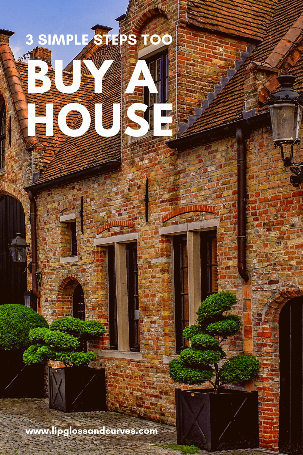 3 simple steps to buy a house