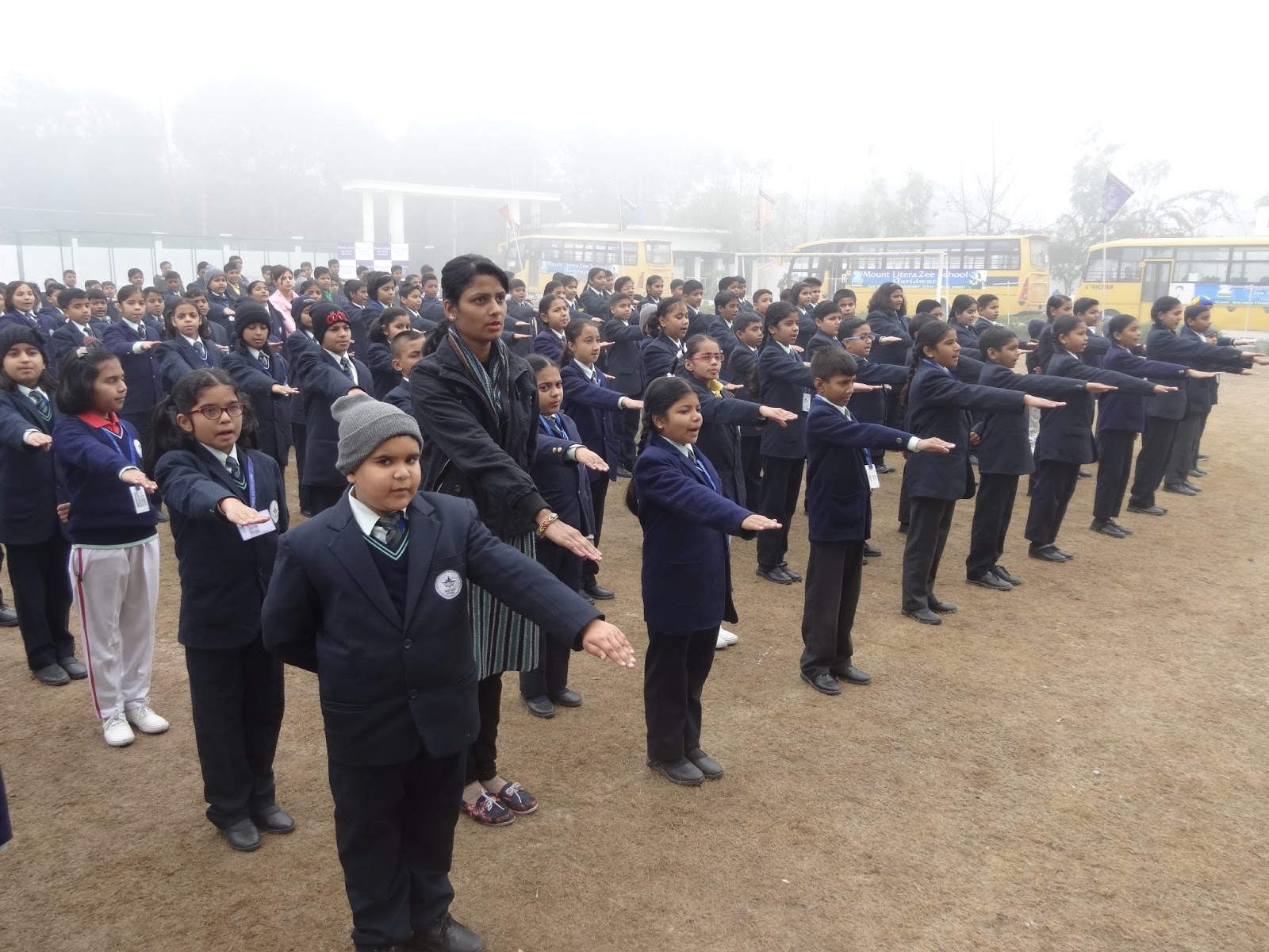 Mount Litera Zee School Haridwar National Energy Conservation Day