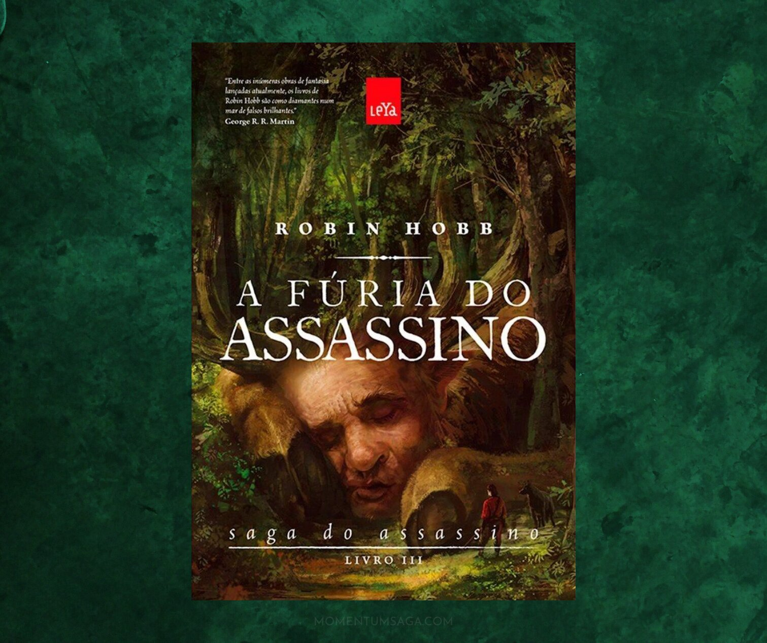 Resenha: A fúria do assassino, de Robin Hobb