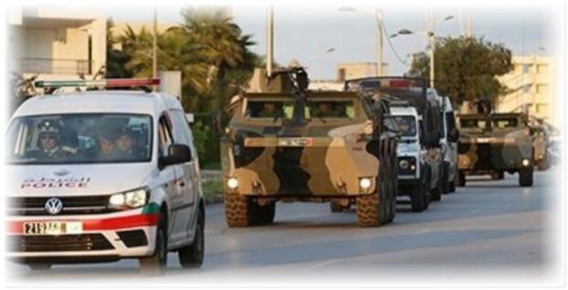 تمديد حالة الطوارئ الصحية بالمغرب.. هذه مدتها وتفاصيلها