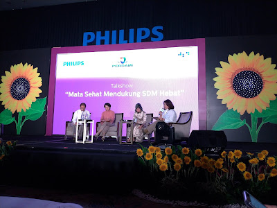 Memperingati World Sight Day Signify Hadirkan Lampu Philips LED EyeComfort