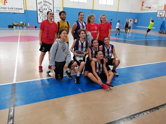 El Genovés Cadet Femení de Jordi Llopis comença la lliga millorant el treball defensiu