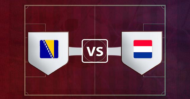 نتيجة مباراة هولندا والبوسنة والهرسك اليوم الأحد 15 نوفمبر 2020 في دوري الأمم الأوروبية