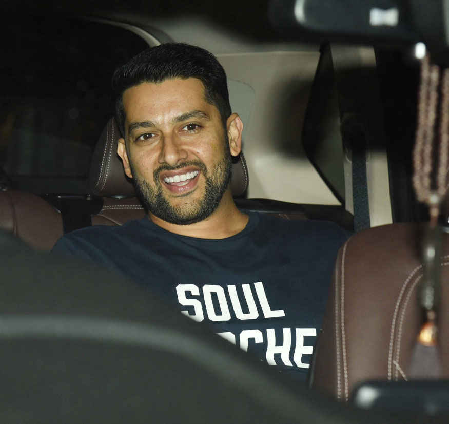 Aftab Shivdasani at The Special Screening of 'Bank Chor' at Yash Raj Studios