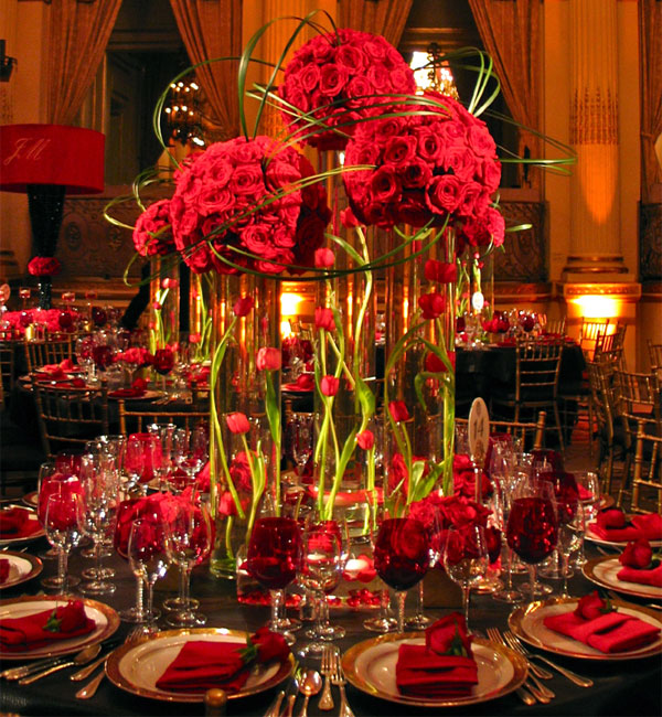 Fall Wedding Ideas: Autumn Wedding Centerpieces