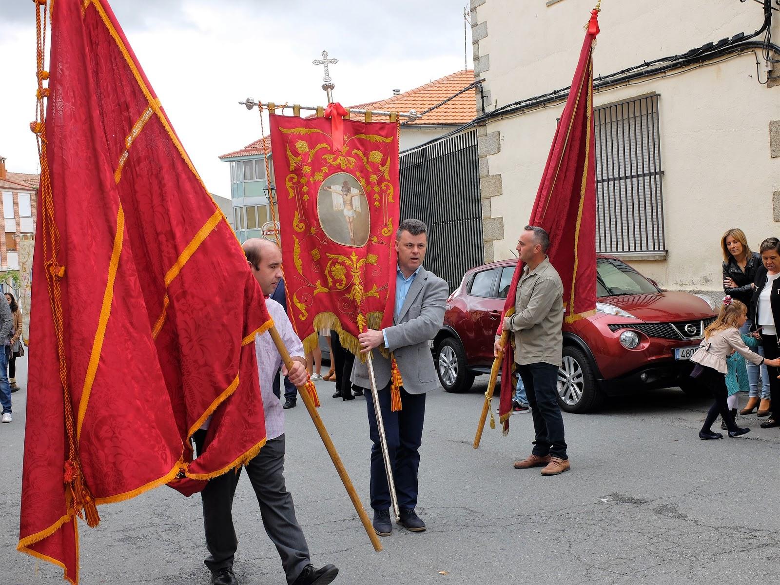 El Barraco, Ávila 2016