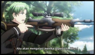 NEJIMAKI SEIREI SENKI: TENKYOU NO ALDERAMIN EPISODE 12 SUBTITLE INDONESIA