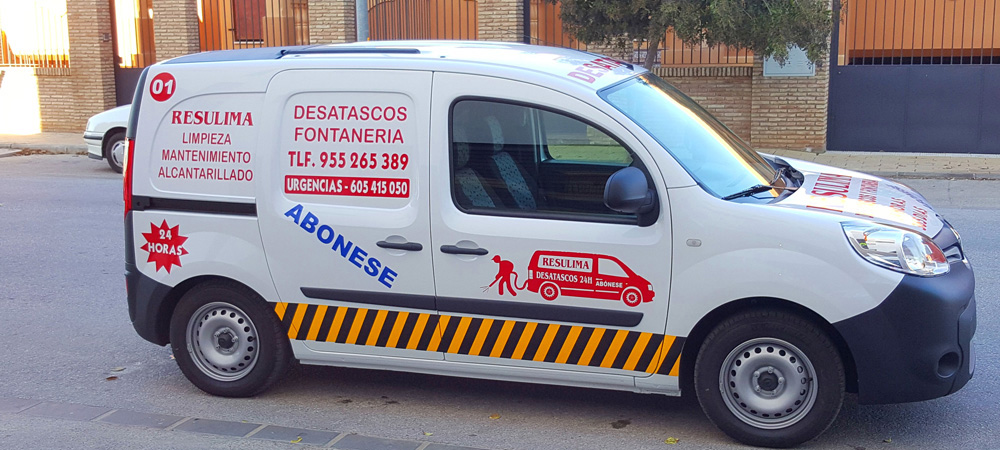 Desatascos Sevilla Fontaneros Urgentes 24 h