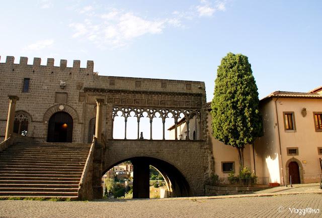Il Palazzo dei Papi è uno dei simboli di Viterbo