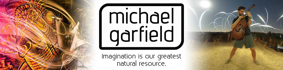 Michael Garfield – How To Live in the Future