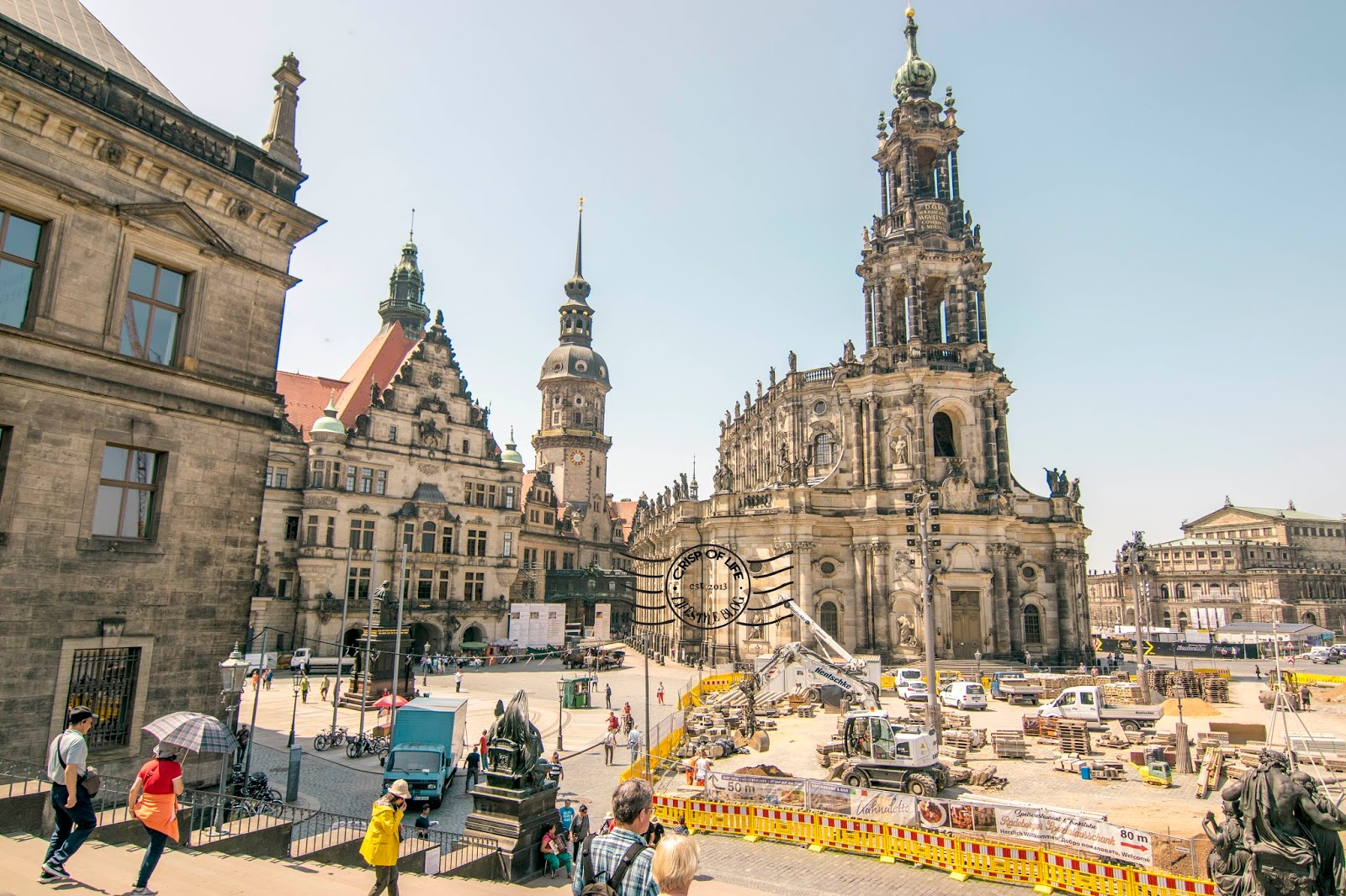 18 Days Central Europe Itinerary