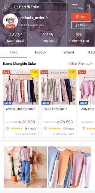 Delonix_order Shopee