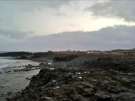 Los GEAS encuentran muerto al joven de 17 años desaparecido en aguas del Confital, Las Palmas de Gran Canaria