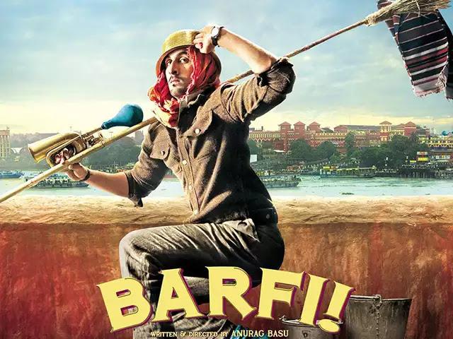 Barfi! (2012) - Ranbir Kapoor And Priyanka Chopra