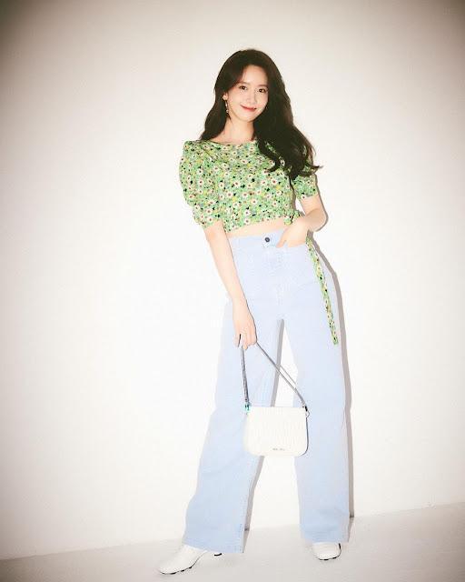 SNSD YoonA for MIU MIU