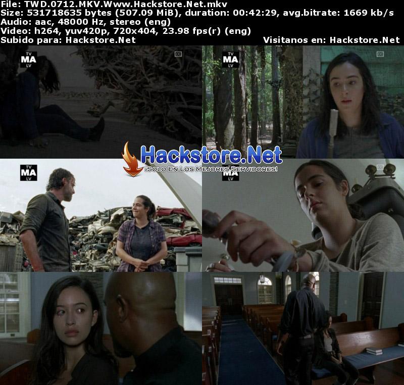 "Capturas de The Walking Dead 7×12 ""Say Yes"""